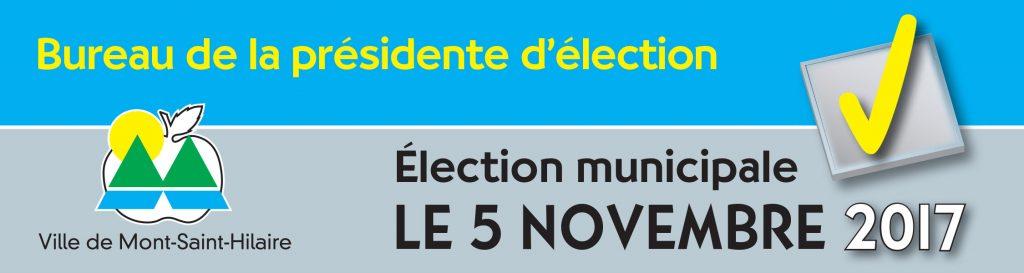 Élections municipales 2017
